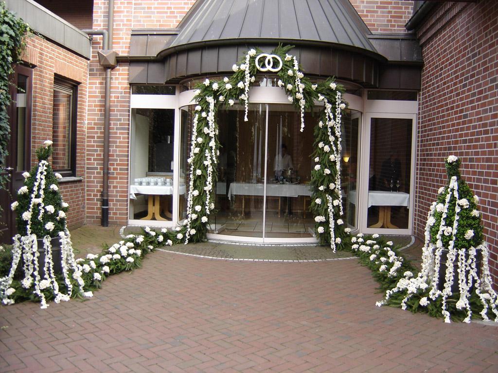 Ungewöhnlich Dekorieren Haus Für Hochzeit Ideen   Brautkleider Ideen .